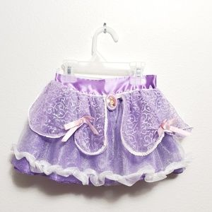 Sophia The First Princess Skirt, Size 4-6X